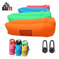 lazy Sofa With Mountaineering Button Compass And Waterproof Bag