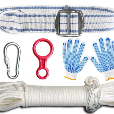 Steel Wire Rope Family life-saving Kit