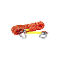 Outdoor Rock Climbing Safety Rope, Climb Equipment Rope with Hook